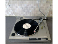 SONY PS-LX22 DIRECT DRIVE TURNTABLE