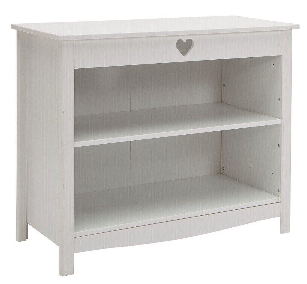9fe8e6b0129 EX DISPLAY Argos Home Mia 2 Shelf Bookcase - White