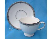 Wedgwood Amherst China Tea set (12 piece)