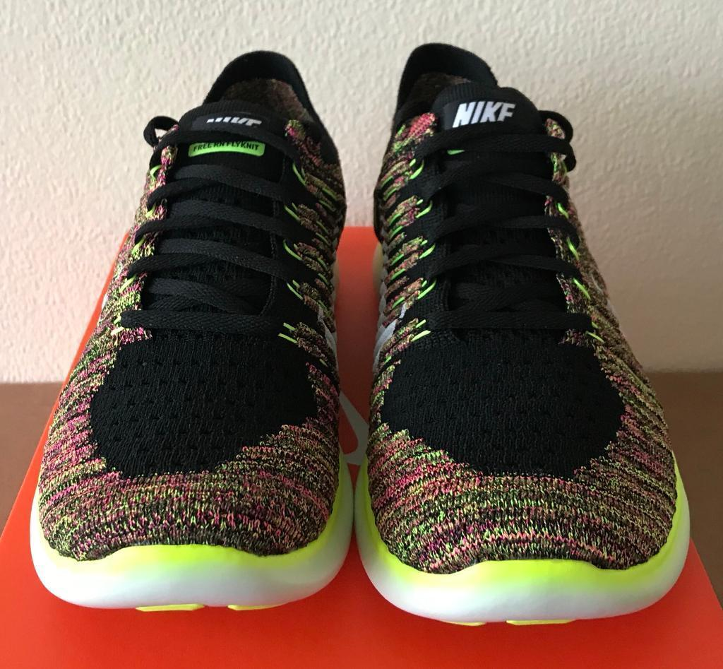 b7b904a8a0ee Nike Free Rn Flyknit OC Ultimate Olympic Collection UK 9.5 - 843430 ...