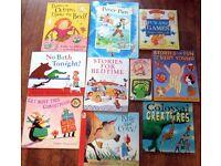 Job Lot of Children's Books for Pre-Schoolers (Hard & Soft back)