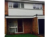 Rent 3 bed room semi house in quiet Birmingham area