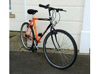 Free-Spirit Hybrid Bike