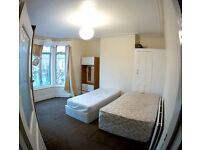 Double/Twin room in Leyton, very close to the station