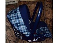 Britax BabySure Baby Car Seat and Carrier (Ad will be removed when sold)