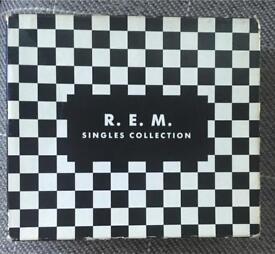 R.E.M singles collection