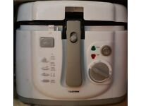 LL0YTRON 2.5LTR DEEP FRYER USED - WHITE