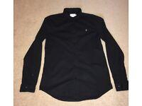 Black Farah Shirt