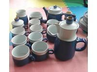 Cups, pots, plates
