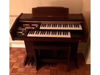 Technics Electronic Organ SX-E18 & Bench
