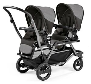 Peg- Perego Double Stroller for SALE