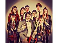 """Teacher's Pet"" School Of Rock Tribute Band Available For Parties/Weddings/Gigs"