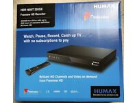 Humax HDR 1800T Freeview HD recorder