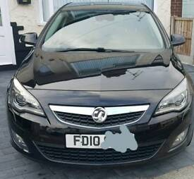 "Vauxhall Astra (10 plate) 19"" alloys / Xenon headlights"
