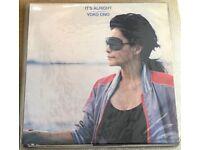 Yoko Ono – It's Alright (I See Rainbows) Original UK COPY