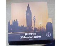 Pifco 20 london lights