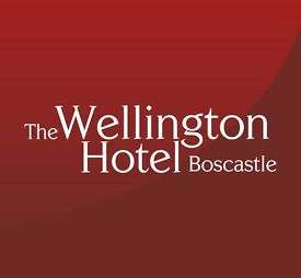 THE WELLINGTON HOTEL, BOSCASTLE, CORNWALL - CDP for exciting 2 AA Rosette kitchen.