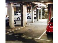Underground secure parking space SE1