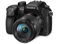 Panasonic GH4 with 12-35mm f2.8 Llens