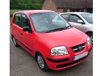 Hyundai Amica 2008 less than 49000 miles MOTed to March