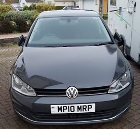 VW Golf GT 2.0 TDI 150 Bluemotion Tech