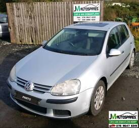 Mk5 Vw Golf 2007 ***BREAKING ALL PARTS AVAILABLE