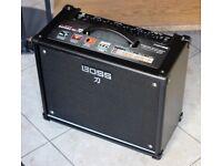 Boss Katana 50 - As new, Mint guitar amplifier