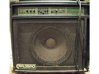 Carlsbro Stingray 150 watt bass combo amp