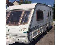 ABBEY GTS VOGUE 4 BERTH 2003 MOTER MOVER