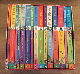 Roald Dahl Book Collection