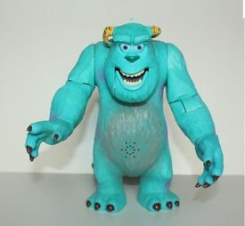 Talking Super Scare SULLEY Monsters Inc Action Figure