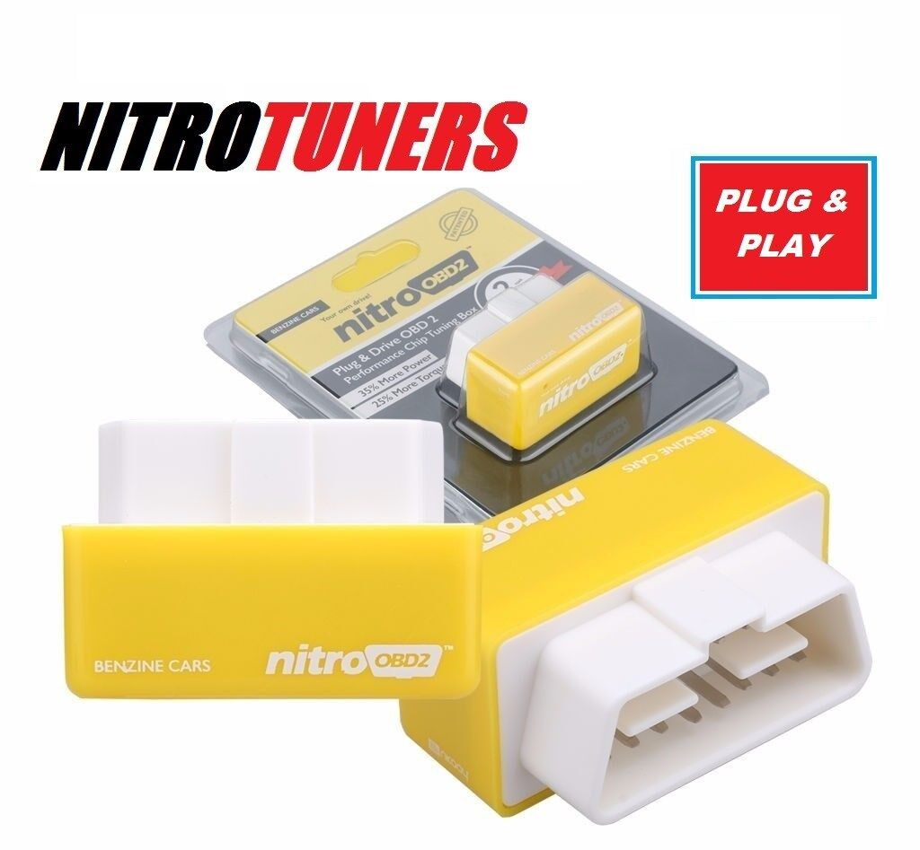 #1 MAX Ford F-150 Truck Tuner 1997-2008 Gas Chip - Plug & Play