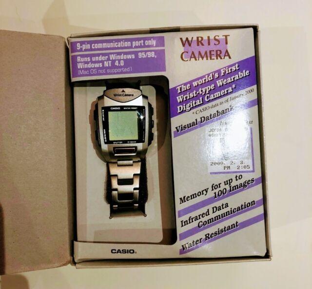 Rare Vintage Casio Camera Watch | in Woolwich, London | Gumtree