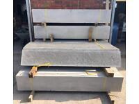 🍭Plain Concrete Fencing Base Panels * New Posts