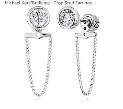 Michael Kors stud earrings. New. 1 year warranty.