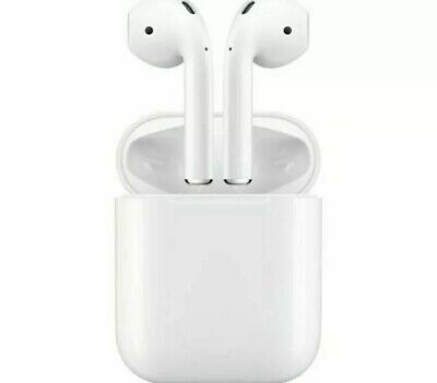 Link  AirPods 2nd Generation with wire less Charging Case - White