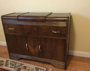 Antique refinished  Cabinet