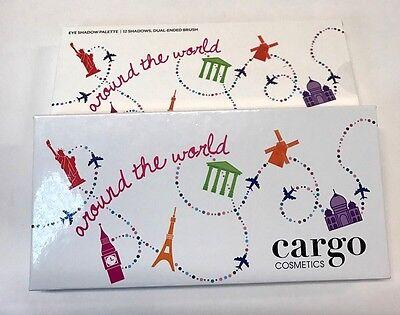 Cargo Cosmetics Around The World Eye Shadow Palette New In Box Sephora Ulta