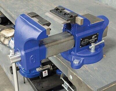 Eastwood 4in Vise Mount Press Metal Brake Bend Sheet Heavy Duty Bench Iron Clamp