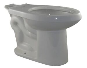 Gerber avalanche toilet bowl new