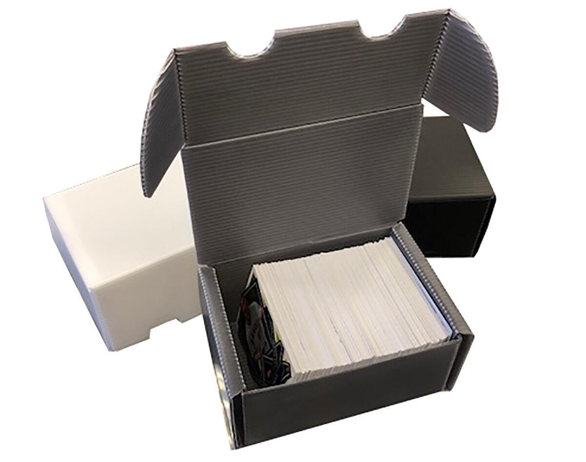 Corrugated Cardboard Storage Box Single Display Box BCW 300 Count