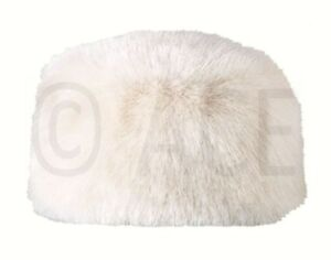 Womens Ladies Thick Pile Faux Fur Russian Hat Animal Winter Warm Hats