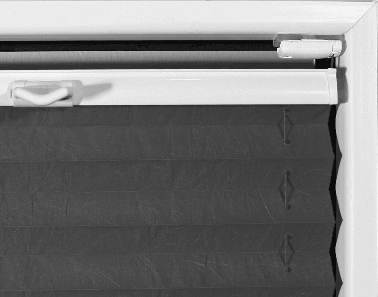 klebeplatten f r plissees vs2 montage ohne bohren stick fix eur 12 60 picclick de. Black Bedroom Furniture Sets. Home Design Ideas