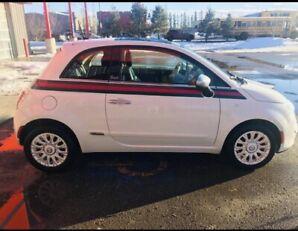 2013 Fiat 500 Gucci Limited Edition