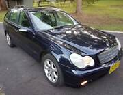 2002 Mercedes-Benz C200 Wagon Coffs Harbour Area Preview