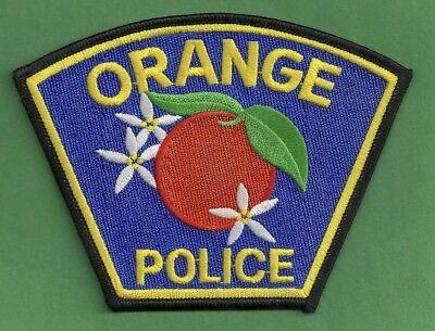 ORANGE CALIFORNIA POLICE PATCH for sale  Irvine