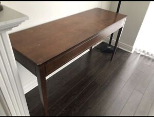 Mahagony Console Table can be used as  Sideboard, Hallway