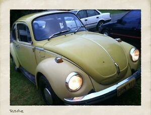 1975 VW Superbeetle Glenmore Park Penrith Area Preview