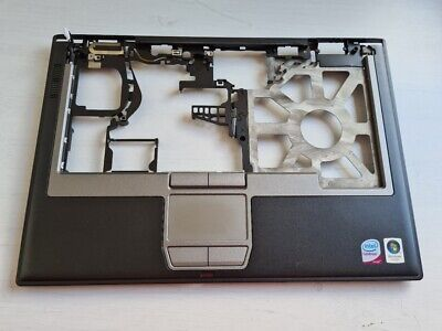 Dell latitude d630 laptop touchpad palmrest topcase original
