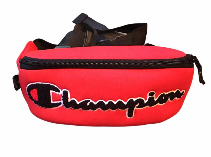Champion Prime RED Fanny Pack / Shoulder Bag